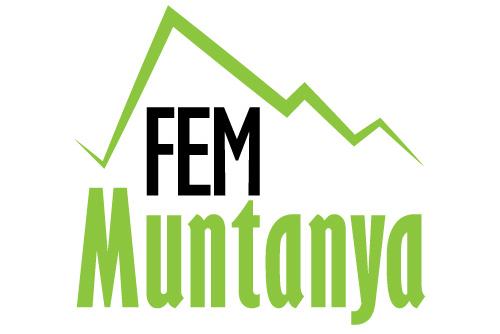 Logo for Fem Muntanya